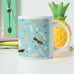 House of Wonder Land Love Flag Mug