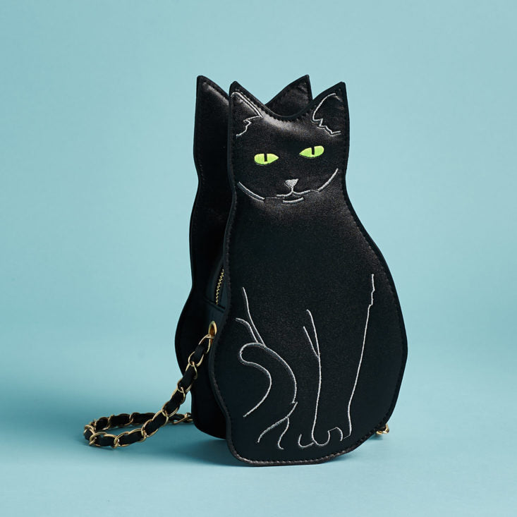 Black Cat Cross Body