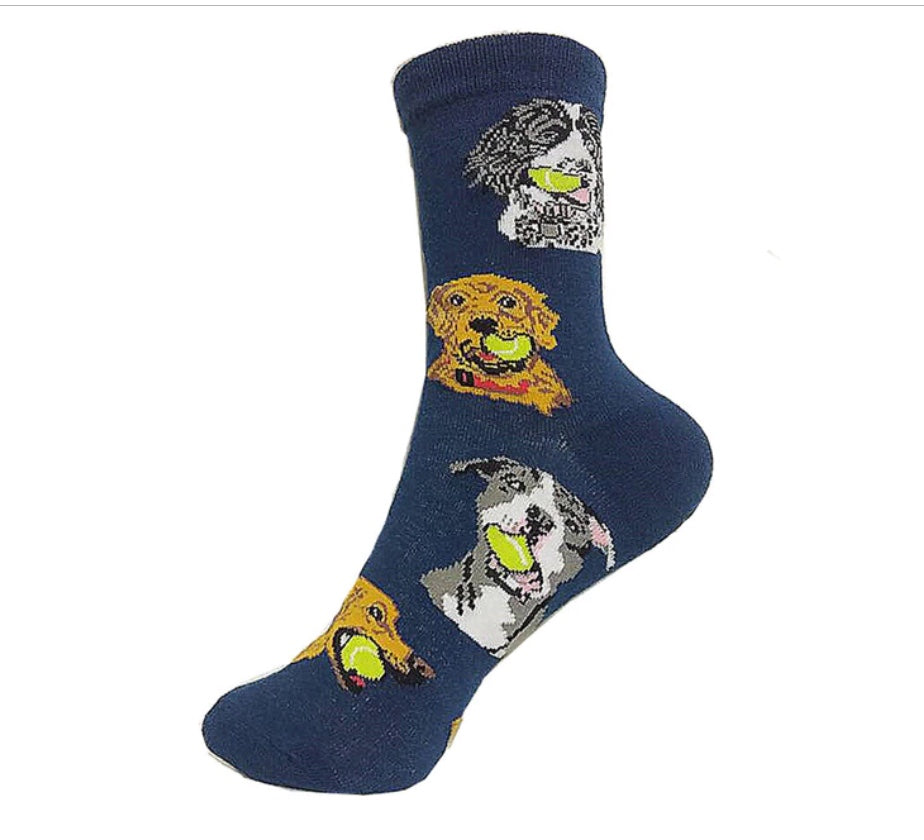Dog Quirky Socks
