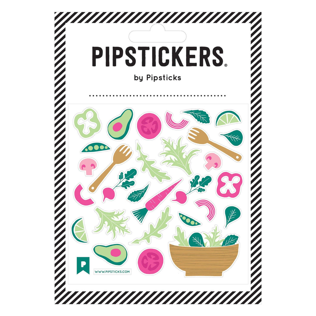Pipsticks Stickers- Lettuce Get Together
