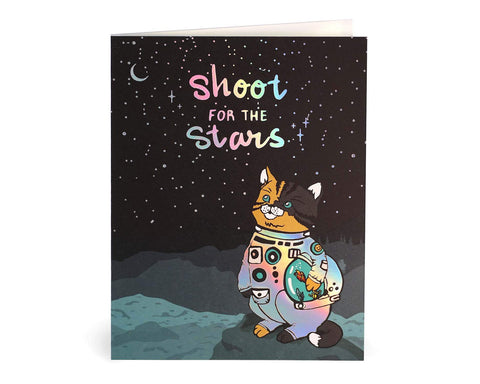 Compoco - Shoot For The Stars Greeting Card
