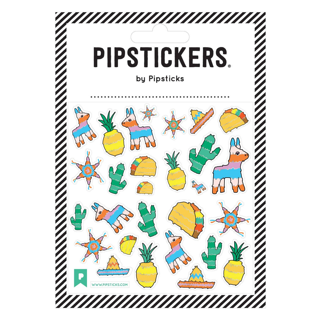 Pipsticks Stickers- Fiesta!