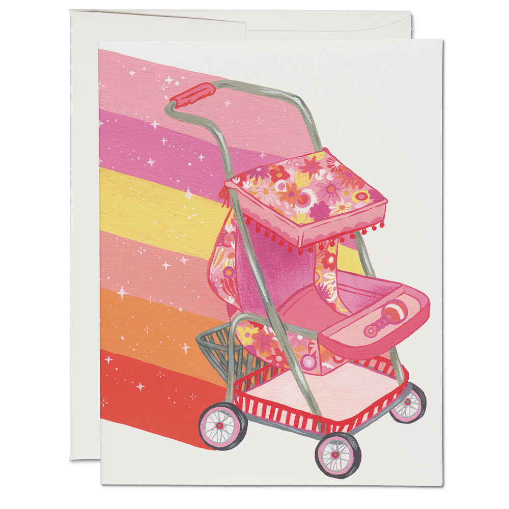 Red Cap Cards - Magical Stroller