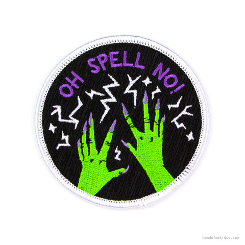 Oh Spell No! Patch