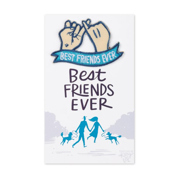 Best Friends Ever Patch