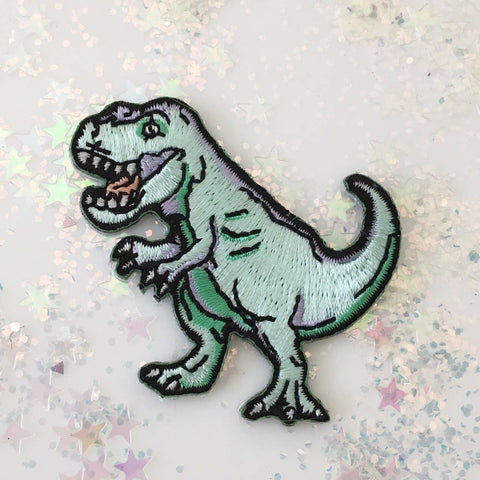 Wildflower + Co. - Patch - T-Rex Dinosaur