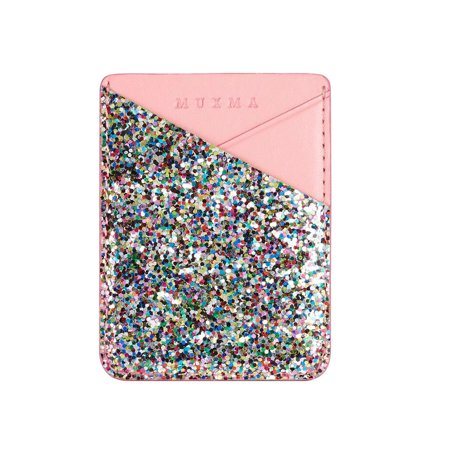 Muxma Glitter Phone Pocket