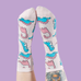 Dinosaur Quirky Socks