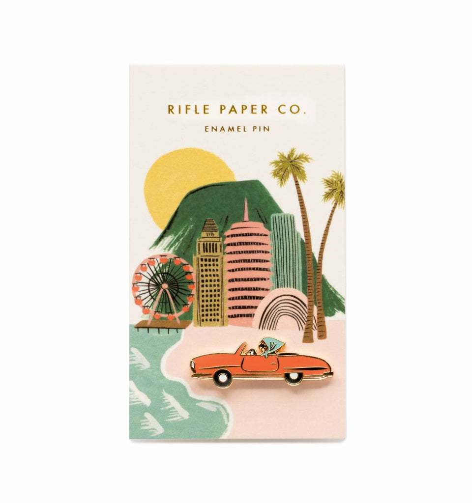 Rifle Paper Co. Car Enamel Pin