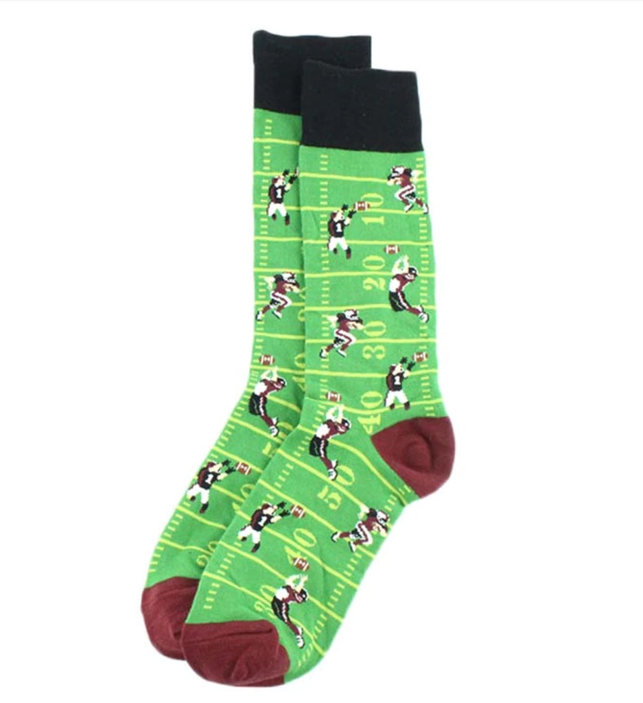 Football Quirky Socks