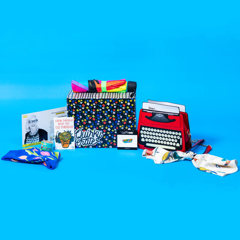 April 2019 Crate: <br> Featuring Smarty Pants Paper Co.