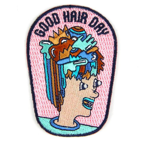 Good Hair Day Patch