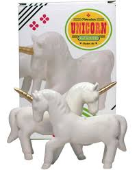 Unicorn Salt and Pepper Shakers