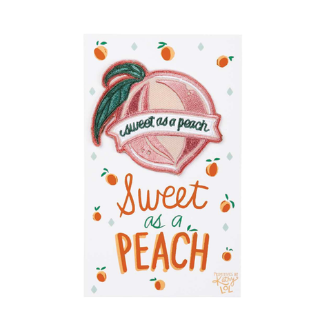 Sweet As A Peach Patch