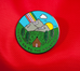 Let's go to the Mountains Enamel Pin