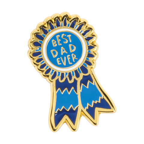 Enamel Pin - Best Dad Ever