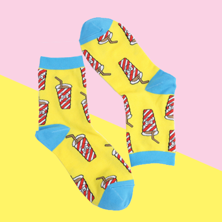 Soda Pop Quirky Socks