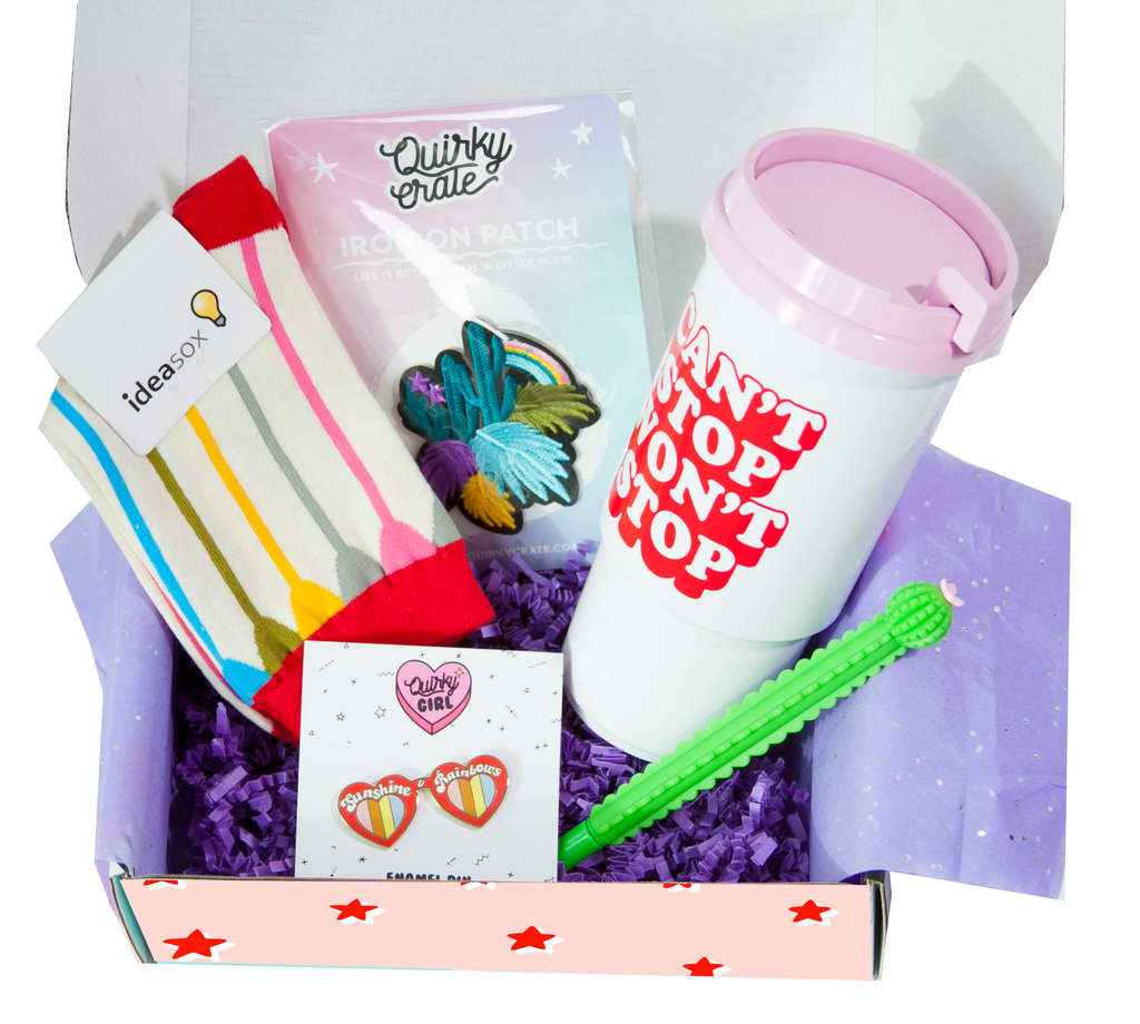 Sunshine and Rainbows Gift Set