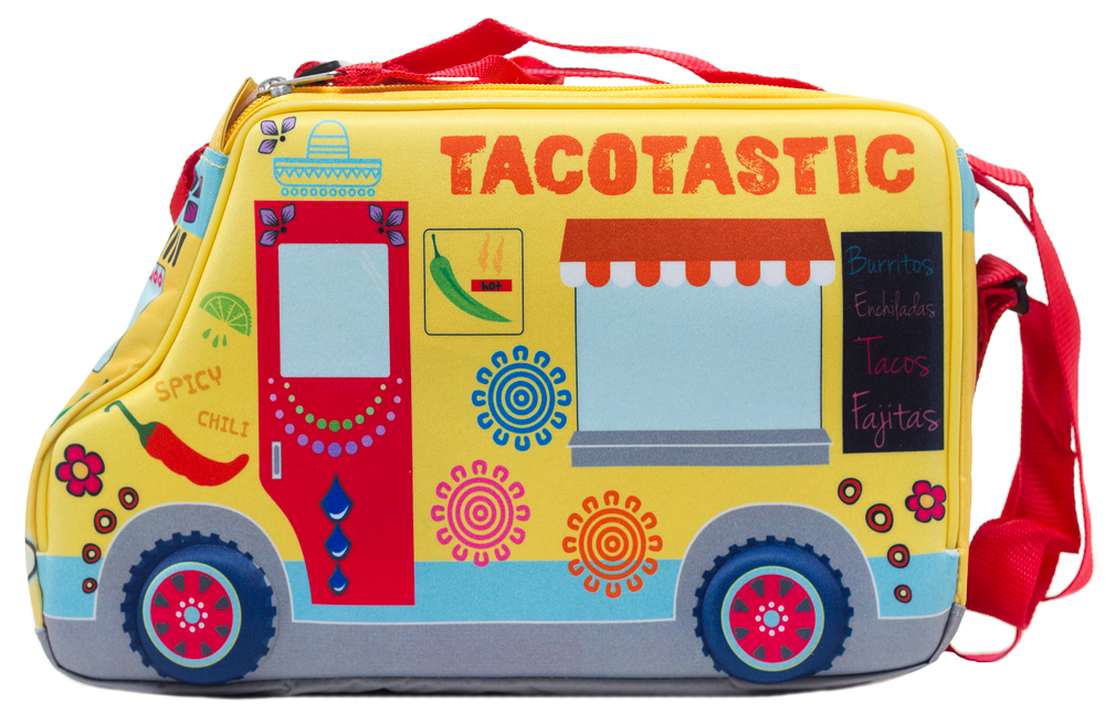 Taco Truck Lunch Tote
