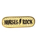 Enamel Pin - Nurses Rock
