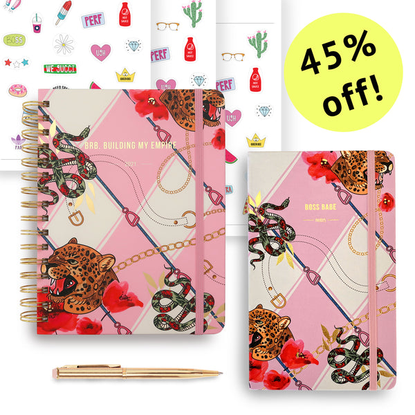 Black Friday | Empire 2021 Planner Set