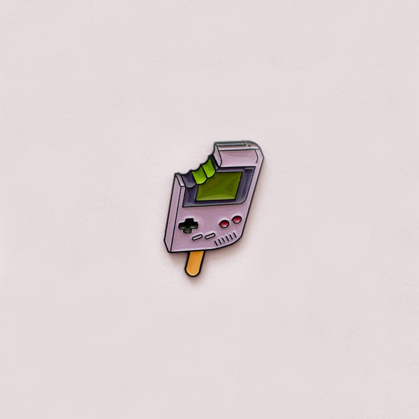 Gamesicle - Pin