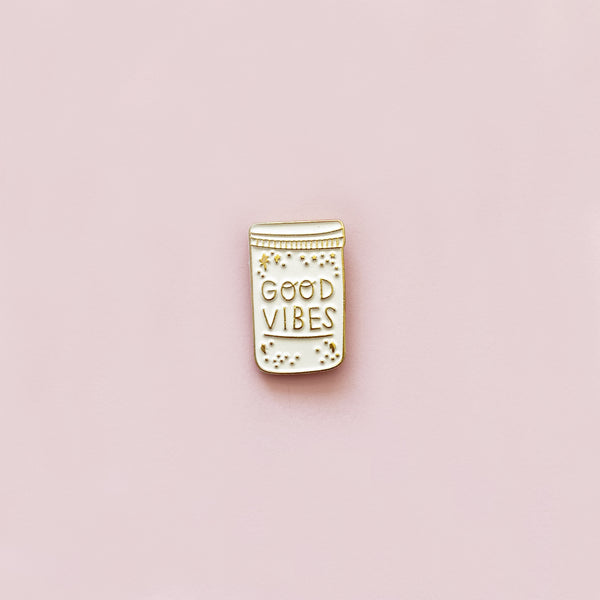 Good Vibes - Pin