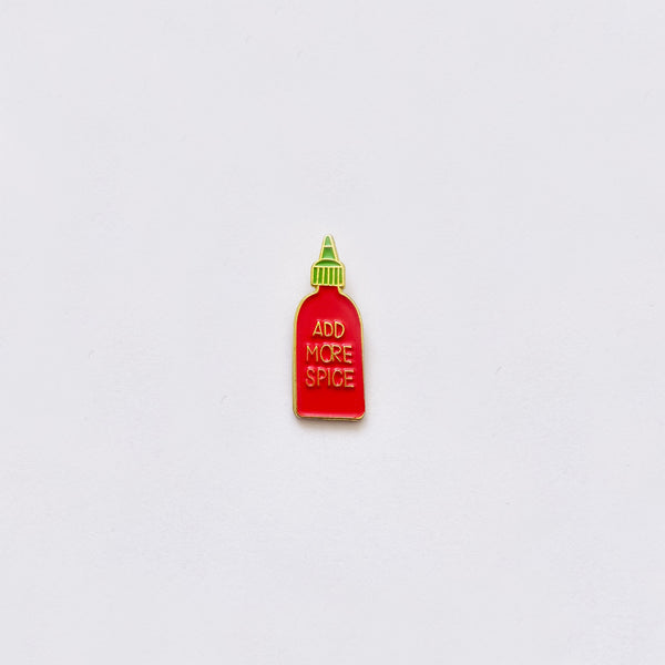 Hot Sauce Swag - Pin