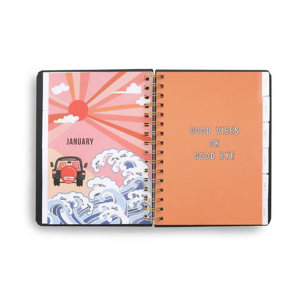Empire - 12 Month Planner 2021