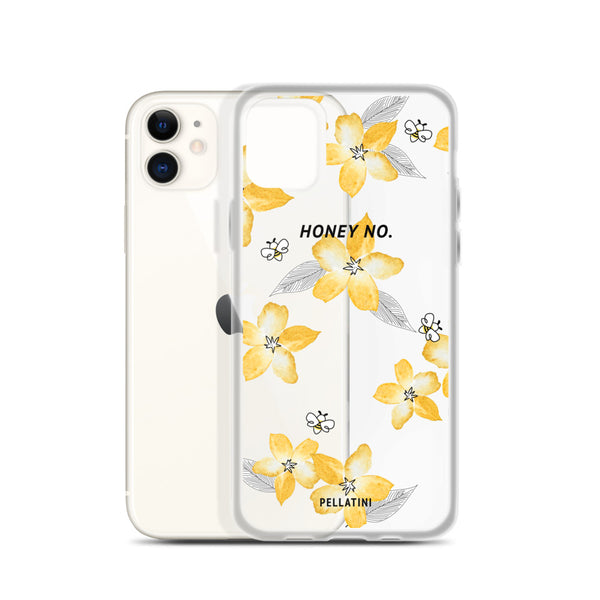 Honey No - iPhone Case