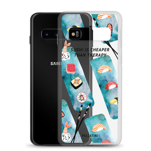 Sushi Therapy - Samsung Case