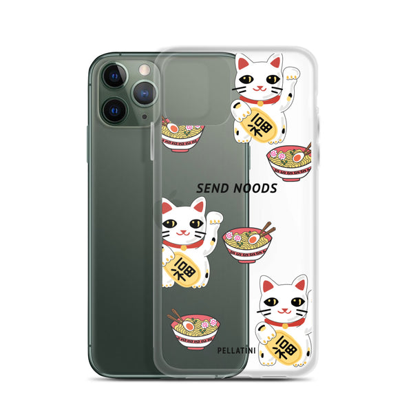 Send Noods - iPhone Case