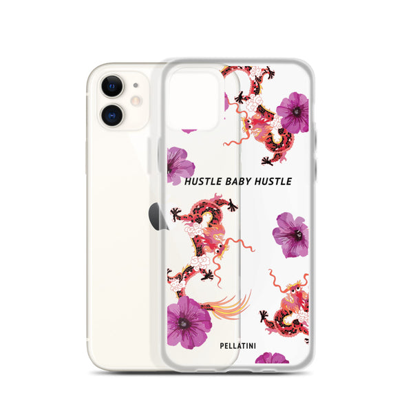 Hustle - iPhone Case