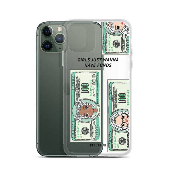 Funds - iPhone Case