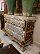 Royal mother of pearl dresser
