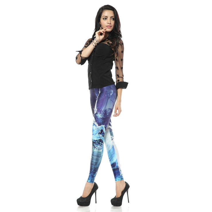 Unicorn Leggings - Ice