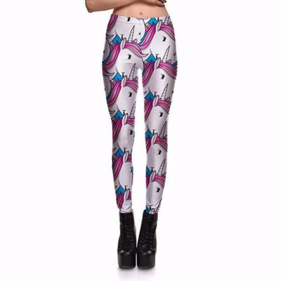 Unicorn Leggings - Sugar Premium