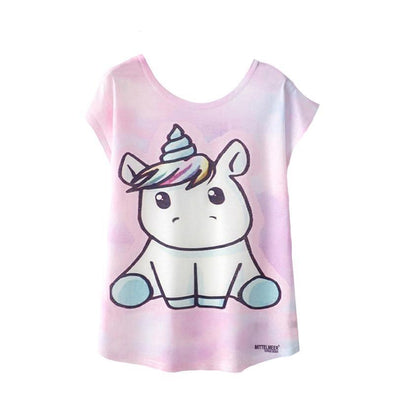 Camiseta - Baby Unicorn