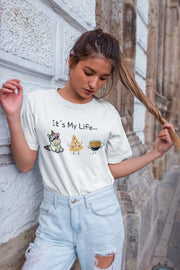 camiseta los unicornios molan it's my life
