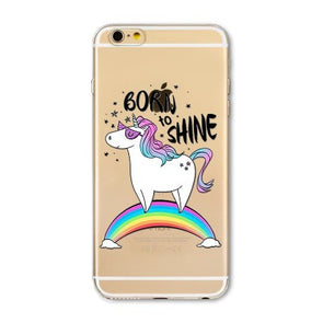 FundaCornio Unicorn Cartoon - Shine