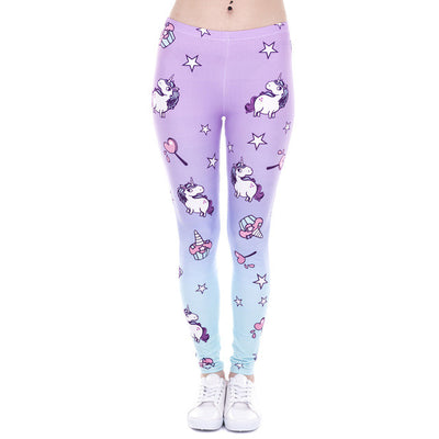 Unicornio Leggings - Candy