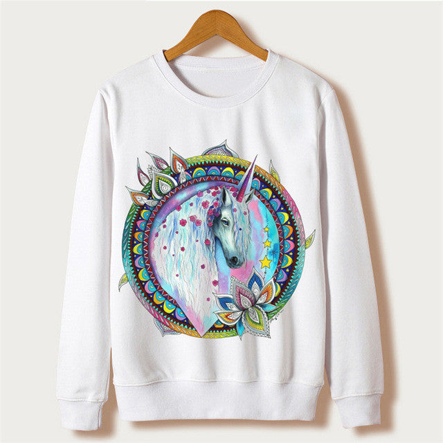 Sudadera Unicorn - Art Circle