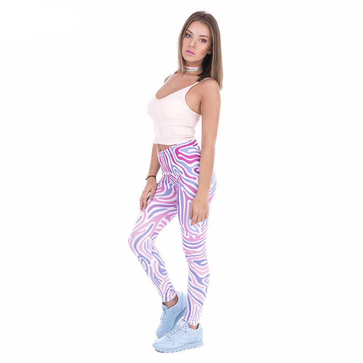 Rainbow Leggings - Spring