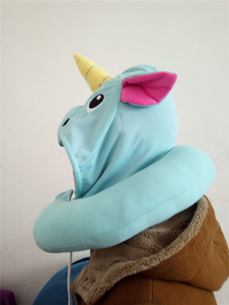 UNICORN  Travel Hooded