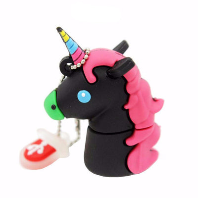 Unicornio USB - Black