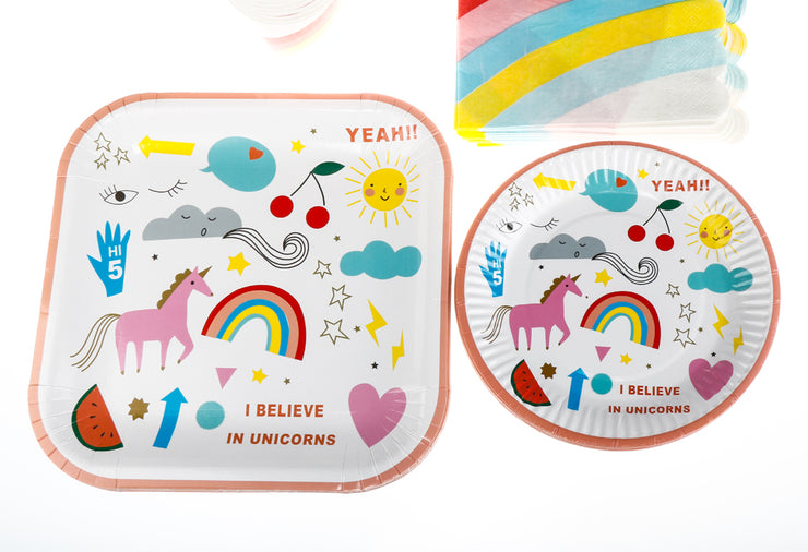 Unicorn Birthday Party Set 10
