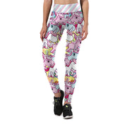Unicorn Legging - Misty