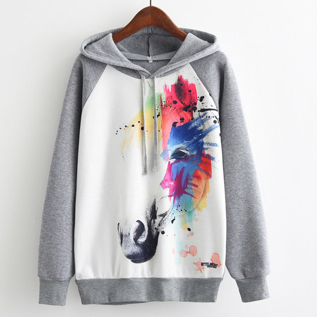 Unicorn Hoody - Color