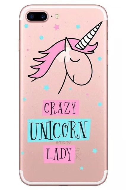 FundaCornio - Crazy Unicorn Lady