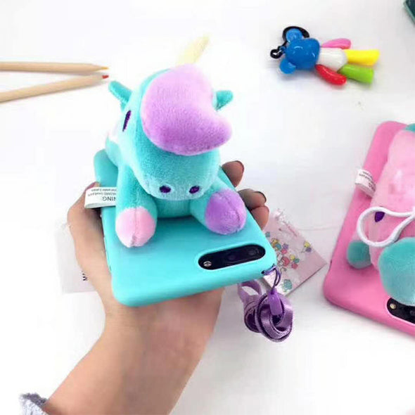 Funda Unicorn Plush